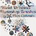 Free Vivid Dreams Photoshop Brushes plus Cutouts