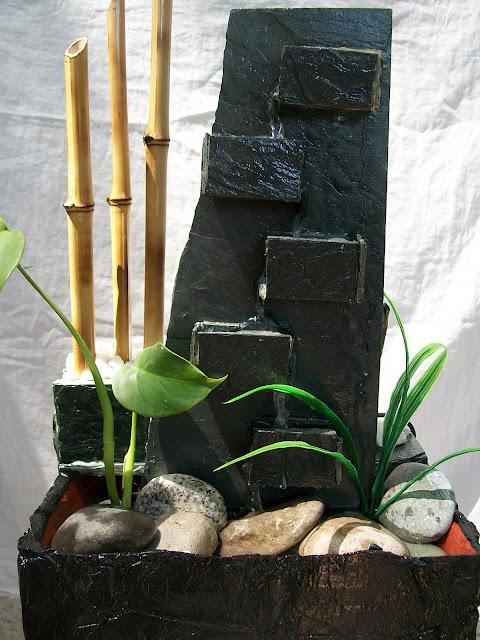 Fuente de agua feng shui natural 5 for Fuente agua feng shui