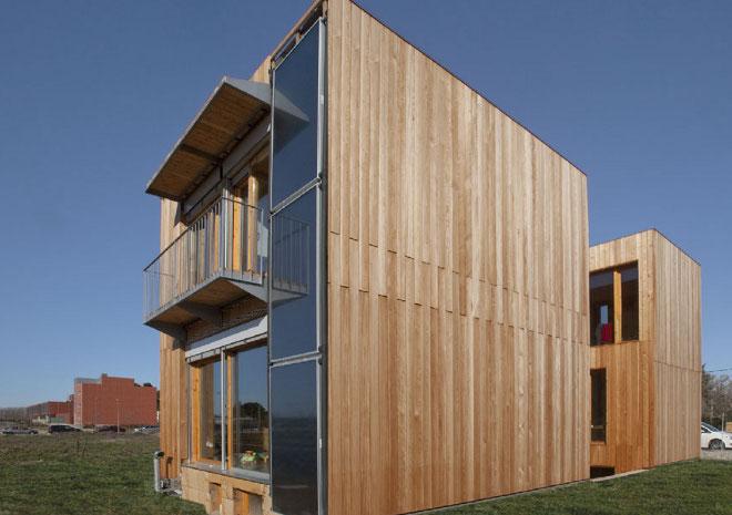 La madera en la arquitectura - Interni arquitectos ...