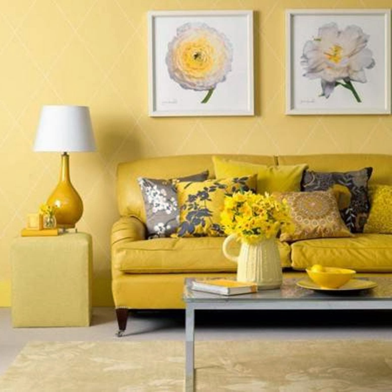 Design decor disha an indian design decor blog for Warm living room decor ideas