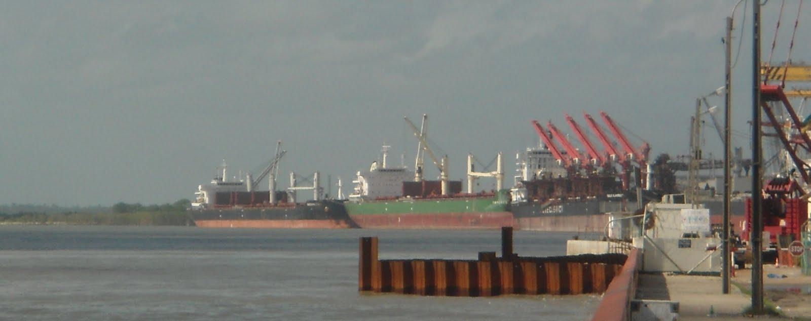 portos do Indico...