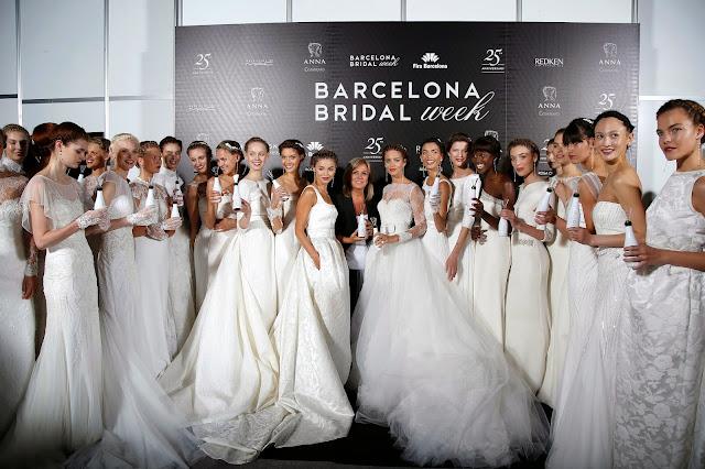 Coleccion 2016 Rosa Clara en Barcelona Bridal Week