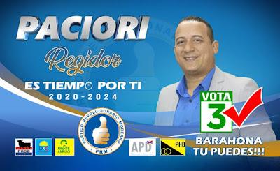 PACIORI REGIDOR