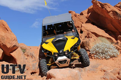 Can-Am Maverick - Visco-Lok
