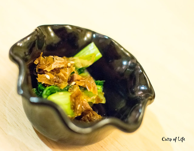 appetizer Kirishima Japanese Restaurant Cititel Penang