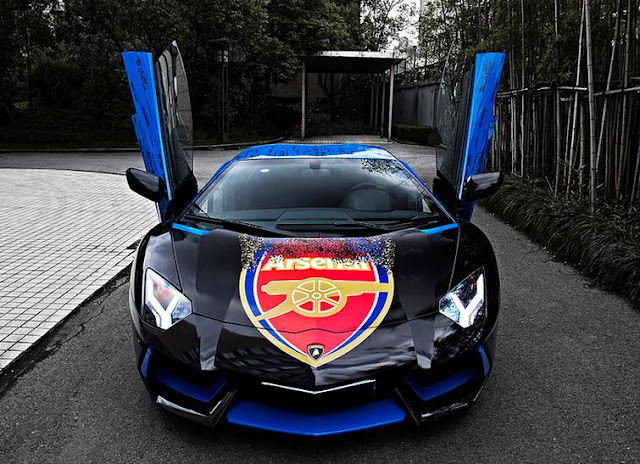 arsenal aventador wrap