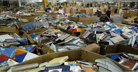 How To Recycle Another Book Recycling