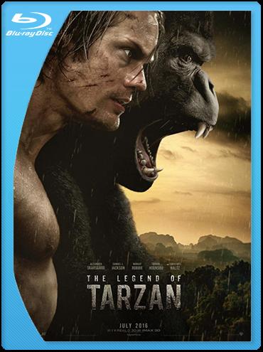 La Leyenda de Tarzán (2016) HDRip 720p Subtitulos Latino