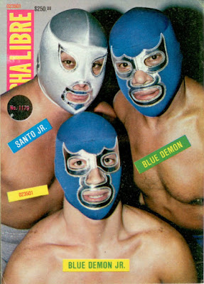 Blue Demon - Lucha Libre Wrestling