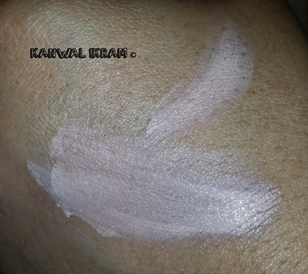 Swatches of Revlon ColorStay Foundation Combination