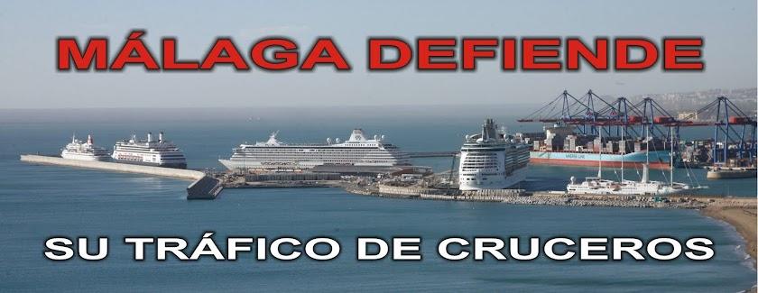 MÁLAGA DEFIENDE SU TRÁFICO DE CRUCEROS