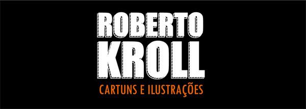 ROBERTO KROLL - cartuns & ilustrações