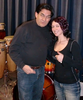 Drumtalks 2011 with Emmanuelle Caplette