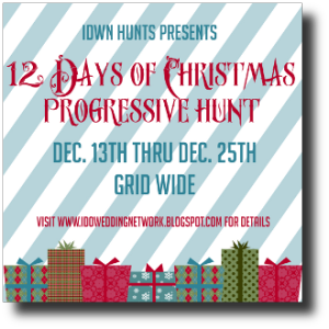 12 Days of Christmas Progressive Hunt