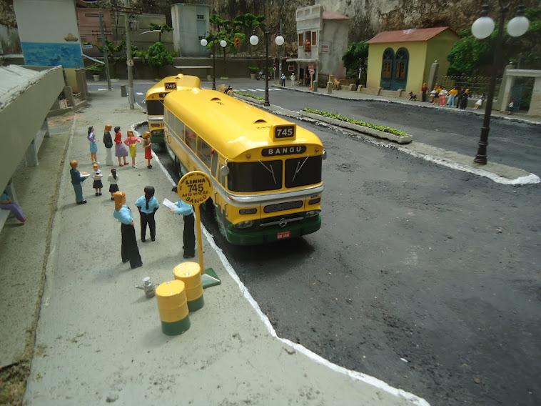 Miniaturas do ônibus Cermava 1º parte