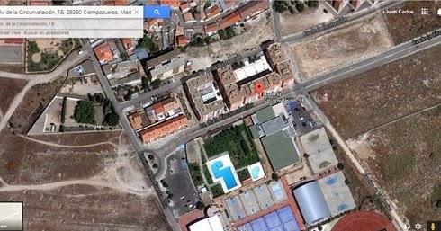 Escuela triatl n claver a pr ximo juego en ciempozuelos for Piscina cubierta navalcarnero