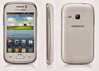 Spesifikasi dan Harga Galaxy Young S6310
