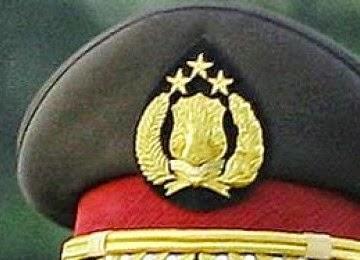 Wakapolsek Mabuk, Bawa Parang Serang Komandannya Sendiri