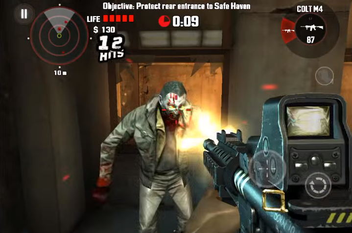 Dead Trigger for Android - Download APK free