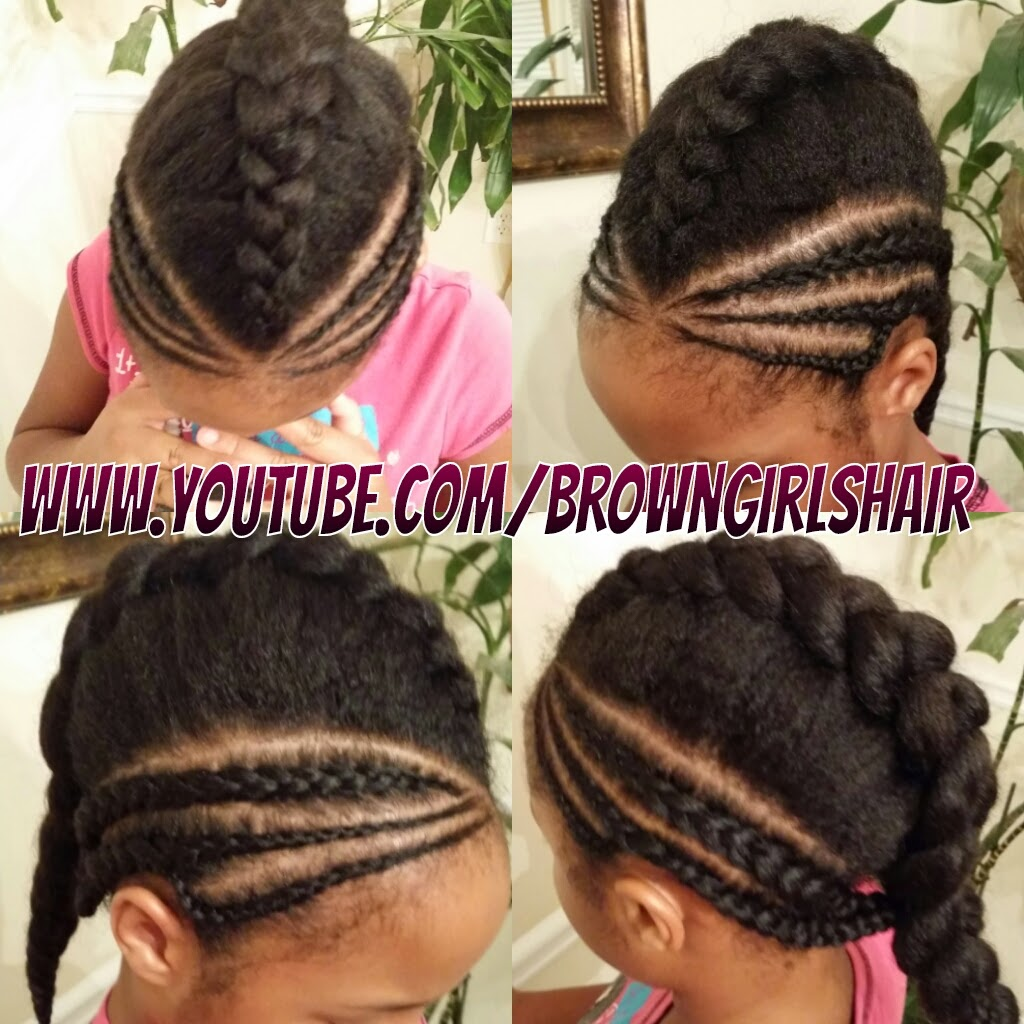 Hairstyles For Natural Black African Hair