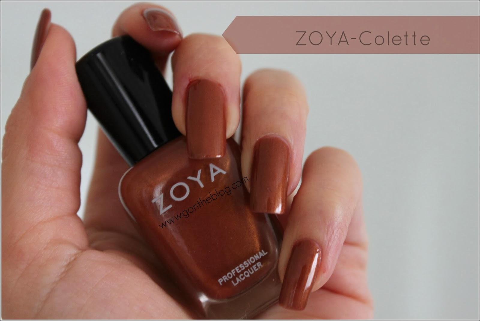 Zoya Colette