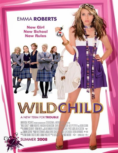 Ver Diva adolescente (Wild Child) (2008) Online