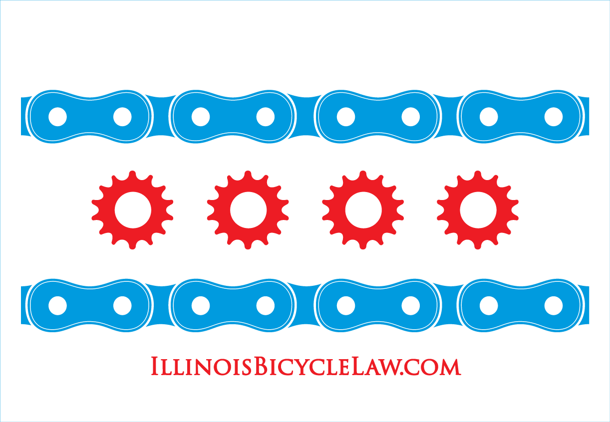 Get the Chicago Bike Flag