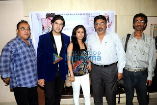 Mahurat of upcoming Bollywood movie