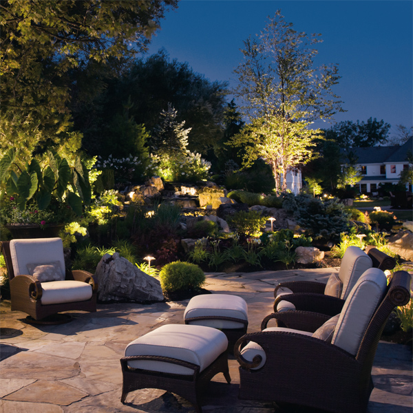 views from the garden what is landscape lighting and up lighting
