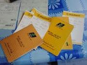 Menghubungkan akaun Tabung Haji di ATM Maybank
