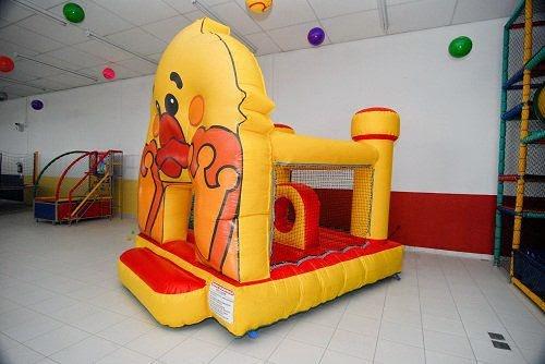 Pato inflável