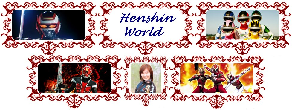 Henshin World