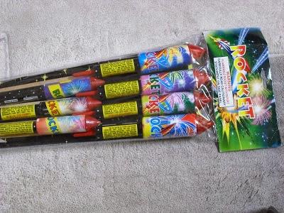 Mercun Rocket