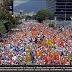 Multitudinaria manifestación contra la represión en Venezuela