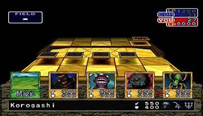 Yugioh Forbidden Memories PS1 ISO PC