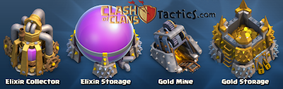 June 2013 ~ Clash of Clans Tactics