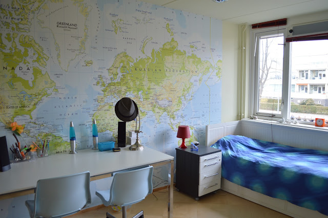 Boy 39 s room oldroom 3 - Zoon deco kamer ...
