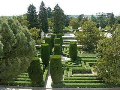 Jardines del Palacio Real de París - que visitar