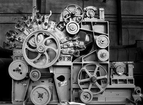 wierd machine
