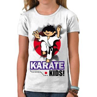 karate tees