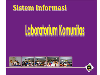 Sistem Informasi Labkom