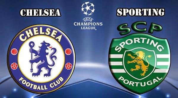 مشاهدة مباراة تشيلسي وسبورتينج لشبونة بث مباشر 10-12-2014 | Chelsea vs Sporting Lisbon