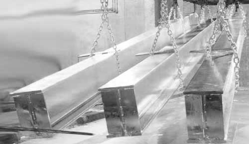 Потери металла при абразивно-порошковой очистке