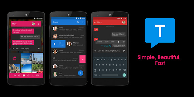 Textra SMS Android