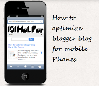how-to-optimize-blogger-blog-for-mobile-sites