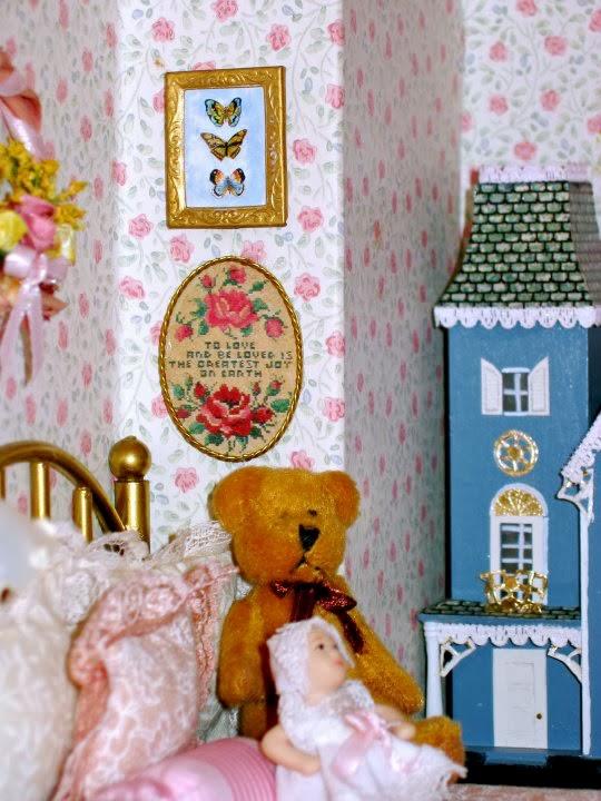 dolls dollhouse