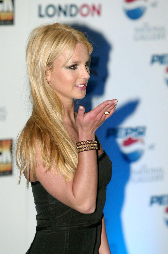 Britney Spears Pepsi Red Carpet Dresses Britney Spears