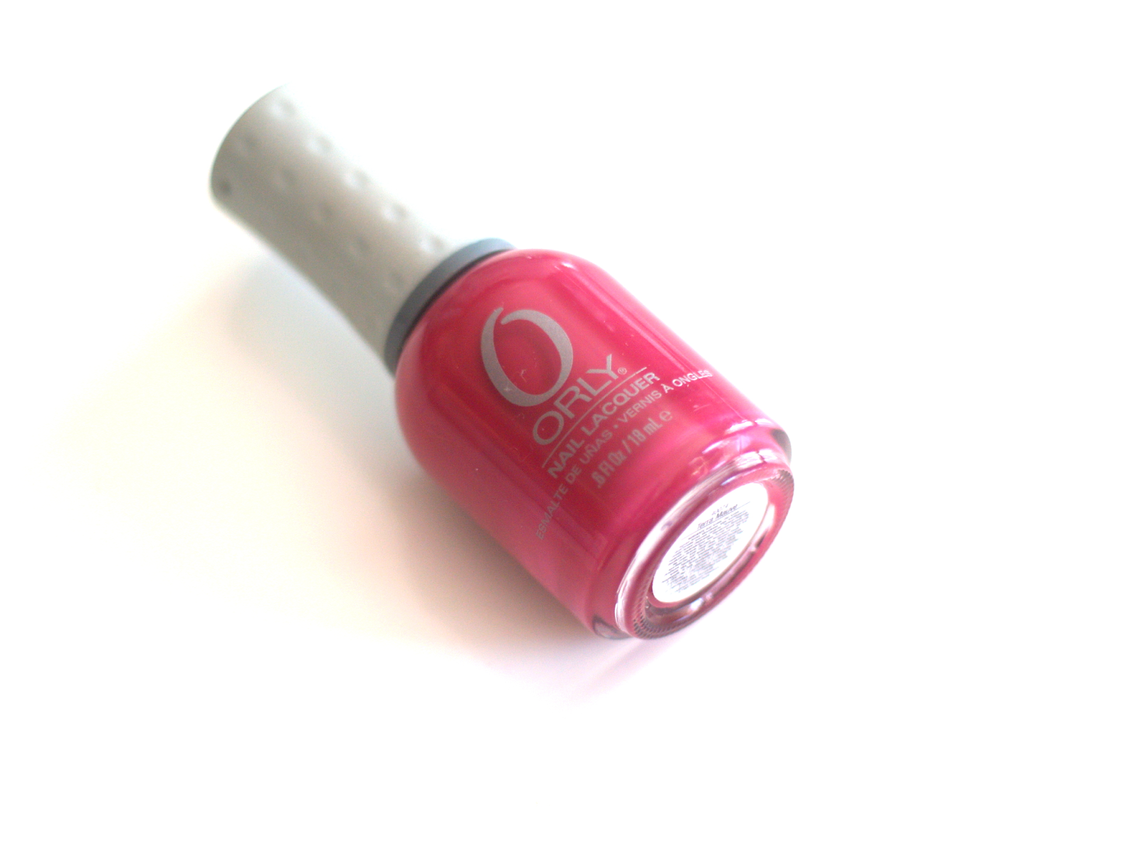 Orly Nail Lacquer in Terra Mauve
