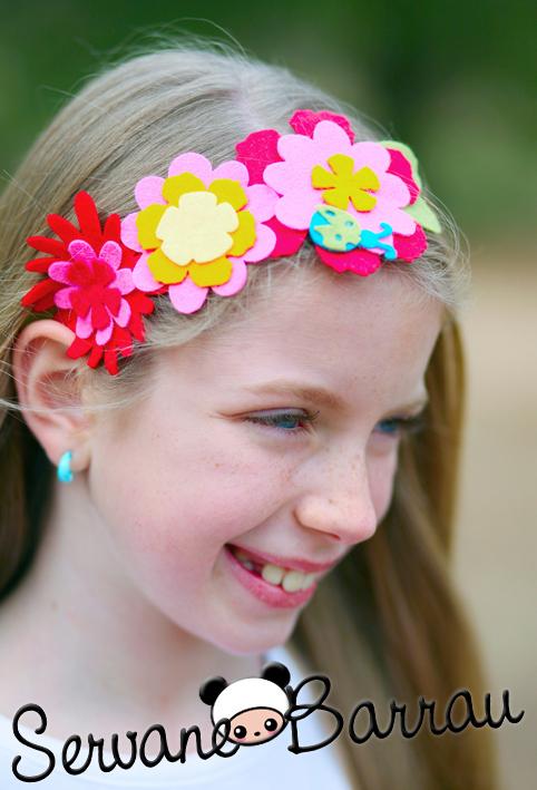 Peinados Adornos para el pelo muy sentadores para las niñas