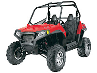 2012 Polaris Ranger RZR S 800 ATV pictures 2